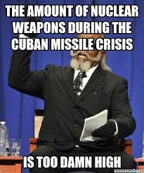 the cuban missile crisis and the blockade   a level history    cuban missile crisis essay