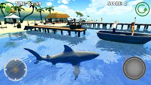 shark simulator android apps on google play shark simulator screenshot