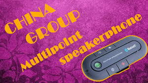 <b>Громкая связь</b> для автомобиля Bluetooth Multipoint Speakerphone ...