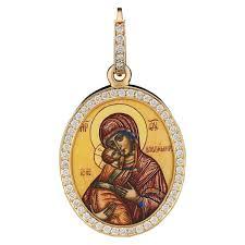 <b>Подвески</b> Божией Матери и нательные иконы Купить из 320 ...