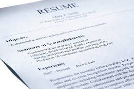 the difference between a resume and a curriculum vitae resume