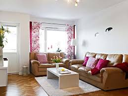 simple living room tv wall and curtains house home design beautiful simple living
