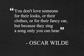 """because they sing a song only you can hear."""" ~Oscar Wilde 