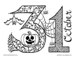 Small Picture Halloween Coloring Pages Web free Halloween coloring and Spider