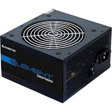 <b>Блок питания Chieftec Element</b> 500W - ELP-500S - 500 Вт, 80+ ...
