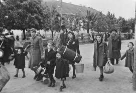 Resultado de imagen de alemanes deportados