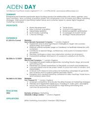 resume template simple curriculum vitae sample format throughout 81 breathtaking best format for resume template