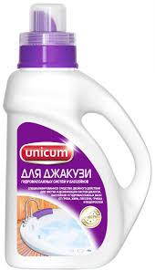 """<b>Средство</b> для <b>чистки</b> джакузи """"<b>Unicum</b>"""", 1 л"""