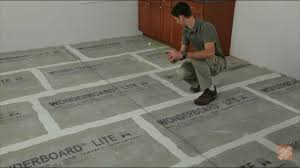 Laying Kitchen Floor Tiles Installing Ceramic And Porcelain Floor Tile Step 1 Plan The