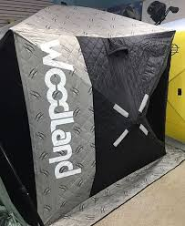 <b>Зимняя палатка куб WOODLAND</b> Ultra, трехслойная