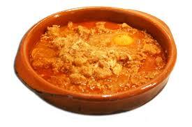 Resultado de imagen de sopa de ajo