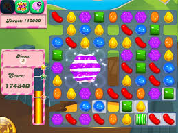striped candy + wraped candy