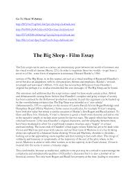 essay on film essay on film bowo ip essay on film bowo ip essay essay film musin xsl ptbest photos of example of a film critique essay art critique example