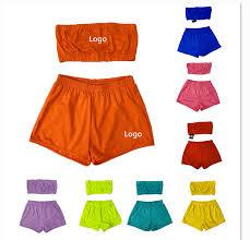 <b>2021summer</b> Hot Lady Workout Sweat Snack Biker Shorts <b>Two</b> ...