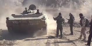 Image result for حملات بیامان به قلب داعش در سوریه