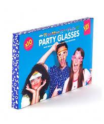 Купить <b>Бумажные очки</b> Doiy для <b>вечеринок</b> Crazy <b>Glasses</b> по ...