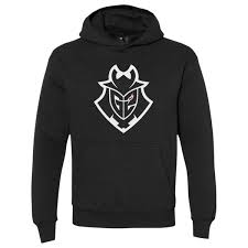 G2 <b>Essentials Pullover Hoodie</b> - Black– G2 Esports Official Shop