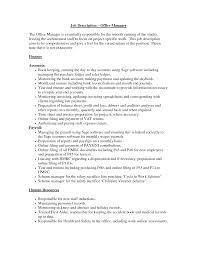 Medical Office Manager Job Description | resumeseed.com ... Resume Examples Office Manager Medical Office Manager Resume Example Description Examples Office Manager Job Description Examples ...