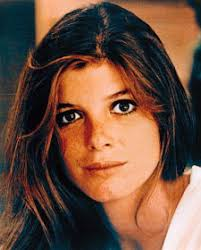 Character's Name in movie : Elaine Robinson Actors name : Katharine Ross the movie : The Graduate Why I like her : Not sure. - nj4ef1433f