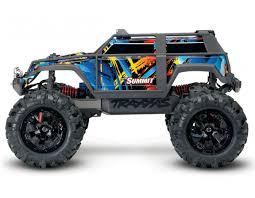 Радиоуправляемая машина <b>Traxxas</b> Summit 1/16 4WD + <b>LED</b> ...