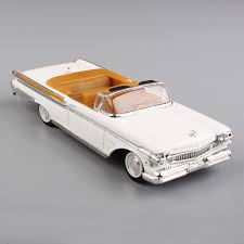 <b>1/43 scale brand small</b> ford 1957 Deluxe Mercury Turnpike Cruiser ...