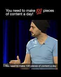 Gary Vaynerchuk - You Need to Make <b>100 Pieces of</b> Content a Day ...