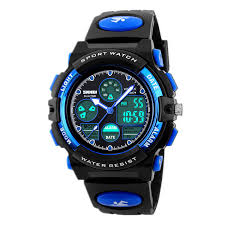 <b>Digital Watches</b> for Kids Boys - 50M Waterproof <b>Outdoor Sports</b> ...