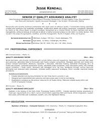 cover letter qa sample resume sample qa resume manual qa cover letter qa tester resume sample quality assurance cover letter software qa for senior analyst manual