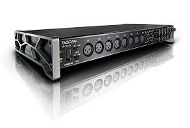 USB аудио/MIDI интерфейс (16 входов, 8 ... - Tascam US-16x08