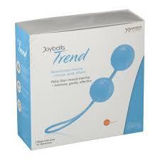 <b>Вагинальные шарики Joyballs Trend</b> со смещенным центром ...