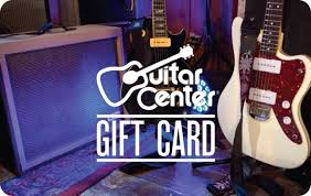 Guitar Center eGift Card | GiftCardMall.com
