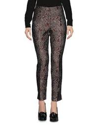 Купить женские <b>повседневные</b> брюки из парчи <b>Dolce & Gabbana</b> ...