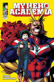 1000 images about YA Manga Series of Encino Tarzana Library on. The story is set in the modern day except people with special powers have become commonplace throughout the world. A boy named Izuku Midoriya has no powers.