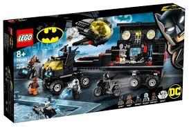 <b>Конструктор LEGO</b> DC Comics <b>Super Heroes</b> 76160 Мобильная ...