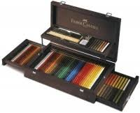 <b>Faber</b>-<b>Castell</b> Art & Graphic Set of 126 – купить карандаши ...