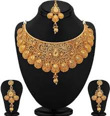 <b>Gold Jewellery Sets</b> - Buy <b>Gold Sets</b> Online at Best Prices In India ...