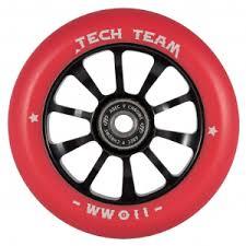<b>Колесо</b> для самоката <b>TechTeam X</b>-<b>Treme</b> 110мм Форма Winner ...