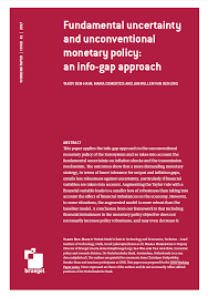 the effects of ultra loose monetary policies on inequality bruegel fundamental uncertainty and unconventional monetary policy an info gap approach