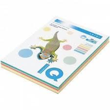 """Бумага <b>IQ</b> """"<b>Color</b> Pastell Mixed Packs"""" А4, 80г/м2, 250л   Офисная ..."""