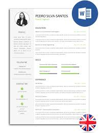 the best easy to edit resume models in word noctula store modelo exemplo de curriculum curriculo