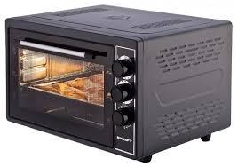 Купить <b>Мини</b>-<b>печь KRAFT KF-MO</b> 3801 черный по низкой цене с ...