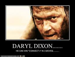 Motivational Memes: Daryl Dixon (The Walking Dead) | Rachel Tsoumbakos via Relatably.com