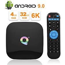 MXQ Pro 2020 Upgraded Version Android 9.0 TV Box ... - Amazon.com