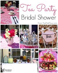 High Tea Kitchen Tea Tea Party Bridal Shower