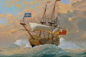 Image result for sailing ship Britannia