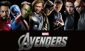 Image result for The Avengers film posters