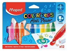 <b>Maped</b> Набор <b>фломастеров Color Peps</b> Jumbo Mini, 12 шт ...