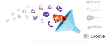 Customers talk with you by email  phone  Twitter  Facebook  and now by live chat  We connect with great help desks and CRMs like Groove to organize all your