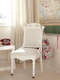 photos hgtv bright girls room with upholstered polka dot desk chair cool room ideas for teen chairs teen room adorable rail bedroom