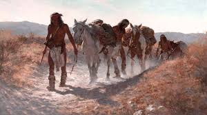 trail of tears james barnes